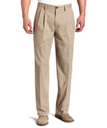 Dockers Men's Big and Tall Easy Khaki Comfort-Waist Classic-Fit Pleated ... - $56.90
