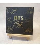 BTS  Debut Album 2 Cool 4 Skool Signature 7 Members Signed CD Limited Ed... - $599.00