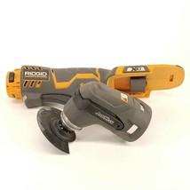 RIDGID JOBMAX R8620 SERIES E 18-VOLT MULTI TOOL W/ R8223406 HEAD Tool Only - $50.13