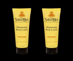 The Naked Bee Shimmering Orange Blossom Honey Hand & Body Lotion 6.7 oz ... - $22.76