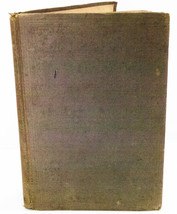 Antique 1860 Book - Bryant & Stratton's National Book-Keeping - $8.95