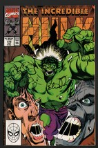 Incredible Hulk #372 Dale Keown Art ~ SIGNED Peter David / Return of Gre... - $24.74