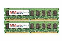 MemoryMasters 4GB (2X2GB) DDR2 Memory for Dell Precision Workstation 380 - $27.49