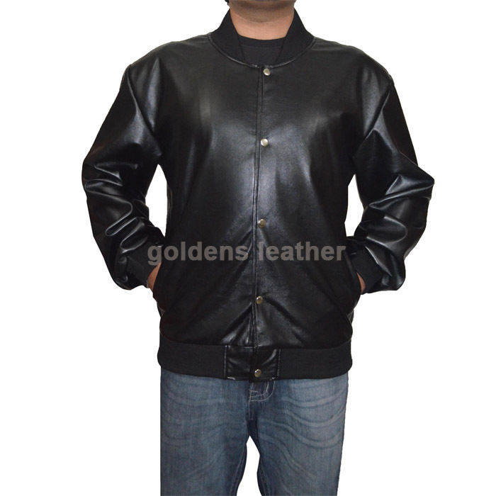 New Men's Stylish Lambskin Genuine Leather Motorcycle Biker Slim Fit Jacket GN32