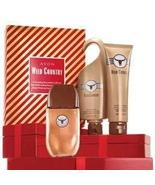 Avon Wild Country Grooming Essentials Gift Set 3 Pcs. Cologne Spray, Hai... - $21.49