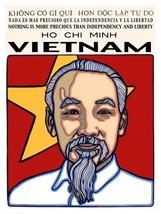 Decorative Poster.Interior wall art design.Art.Ho Chi Minh.Vietnam.Asia.... - $9.90+