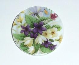 Asst. Spring Flowers Bouquet Button - Mother of Pearl MOP Shank Button 1... - $11.87