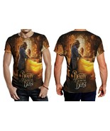 beauty and the beast live action image Tee Men - $21.80