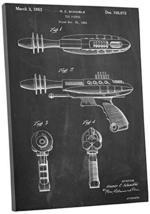 "Pingo World 1223PLIAH5S ""Star Wars Ray Gun"" Gallery Wrapped Canvas Print, 16"" x  - $48.46"