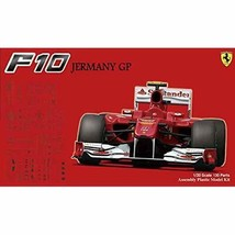 Fujimi GP41 1/20 Grand Prix Series F1 Ferrari F10 German GP Model Kit w/... - $54.80