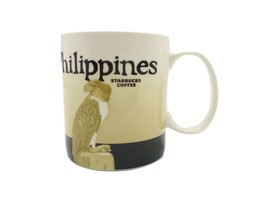 Starbucks Mug Coffee Cup PHILIPPINES  Collector 2012 Series 16 oz - $34.60