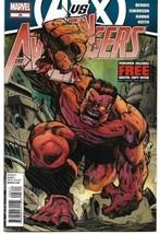 AVENGERS #28 AVX (MARVEL 2012) - $4.37