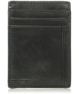 Relic Men's Bowen Rfid Embossed Front Pocket Leather Wallet With Clip - $14.96