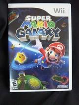Super Mario Galaxy (Nintendo Wii, 2007) - $16.71