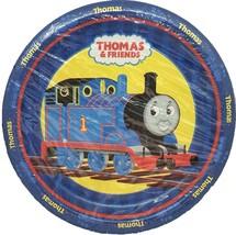 Thomas The Tank Full Steam Ahead Dessert Plates 8 Plates Ct Party Suppli... - $2.92