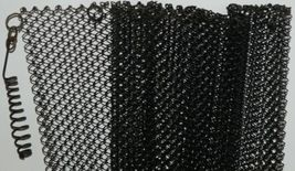 Fireplace 2418 Replacement Screens Heavy Gauge Steel Woven Wire Mesh Black 1 Set image 8
