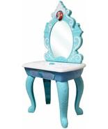 NEW Frozen II 2 Disney Crystal Kingdom Vanity Accesories gift girl toy p... - $77.21