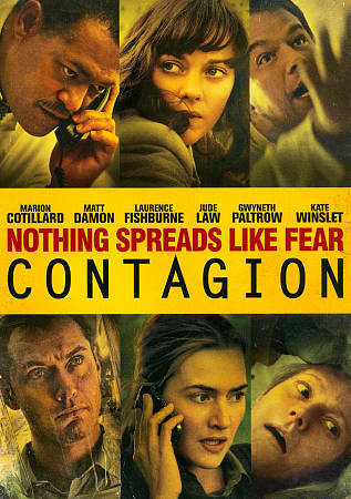 Primary image for Contagion  (DVD)