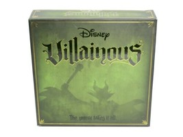 Ravensburger Disney Villainous: The Worst Takes It All Strategy Board Game - $28.83
