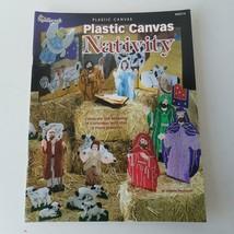 Plastic Canvas Nativity #845514 by Darlene Neubauer - $11.63