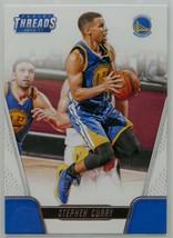 2016-17 STEPHEN CURRY Panini Threads Basketball Card - $5.00