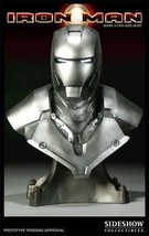 Sideshow IRON MAN Mark II Life Size Bust Limited Edition 100 - $2,111.42