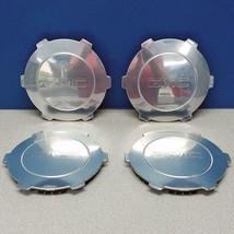 "ONE 2005-2006 GMC Yukon # 5242 17"" Polished Wheel Center Caps 9594521 SET/4 SALE - $110.00"