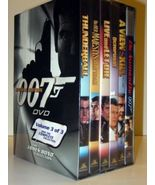 James Bond Collection - Special Edition - 6 DVD - VOL. 3 - BRAND NEW and... - $59.88