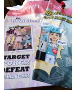 Benefit Porefessional Cosmetics Fabric Banner 4 panel poster Display 108x35 - $84.15