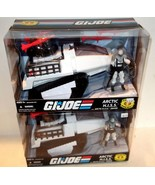 ✰ Gi Joe 25th Anniv. ARAH Arctic Hiss MISB 2008 Hasbro Cobra Enemy SHARP... - $139.99