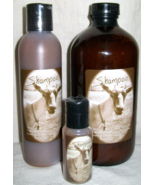 Goat Milk Shampoo by Jewel Soap all natural, 3 sizes - $3.35 - $11.20