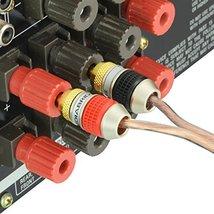 Mediabridge Banana Plugs - Corrosion-Resistant 24K Gold-Plated Connectors - 12 P image 6