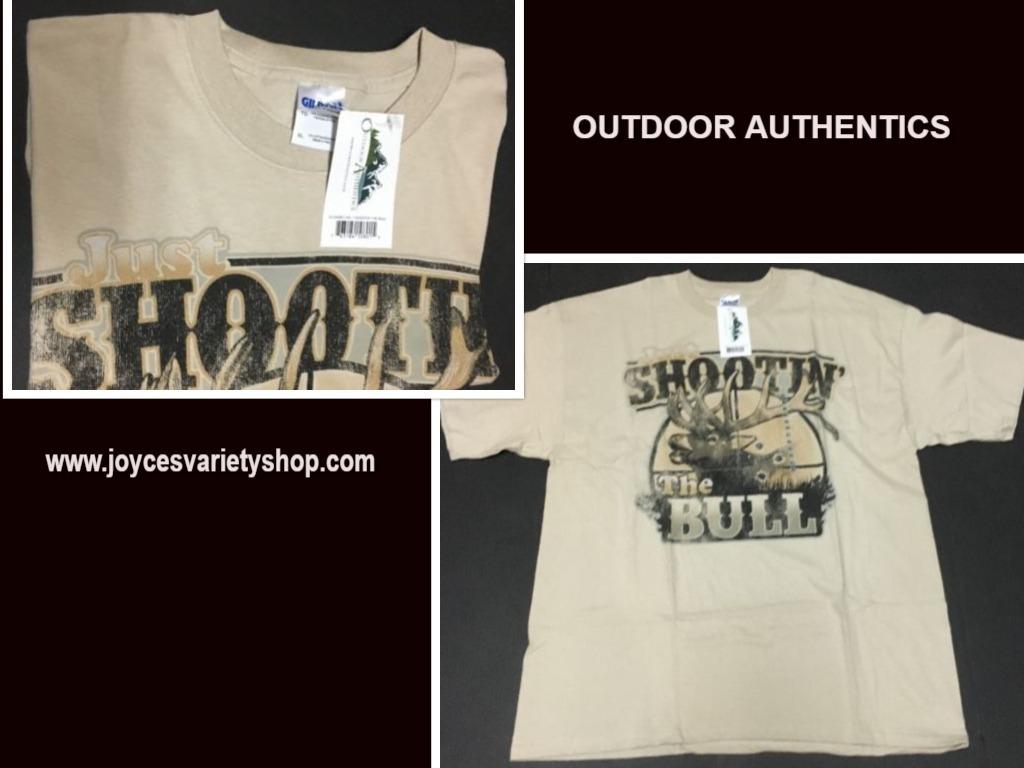 Shootin the bull shirt web collage