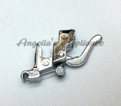 Snap On Presser Feet Adapter Low Shank Brother Sewing Machine Model CS6000 - $14.95