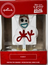 Hallmark  Forky  Disney Pixar Toy Story 4  Keepsake Gift Ornament 2020 - $12.86