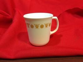 Vintage Corelle Butterfly Gold Coffee Mug Corning - $5.24