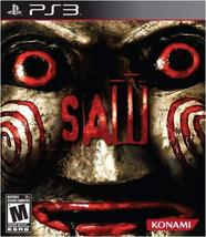 SAW - Playstation 3 [video game] - $5.92