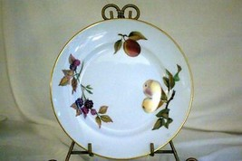 "Royal Worcester 2015 Evesham Gold Salad Plate 8 1/4"" - $9.44"