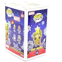 Funko Pop! Marvel Christmas Holiday Groot #530 Vinyl Bobble-Head image 4