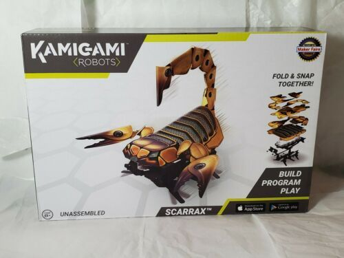 Primary image for MATTEL KAMIGAMI ROBOT BY DASH ROBOTICS BUILD PROGRAM PLAY WITH APPLE ANDROID