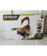 MATTEL KAMIGAMI ROBOT BY DASH ROBOTICS BUILD PROGRAM PLAY WITH APPLE AND... - $9.79