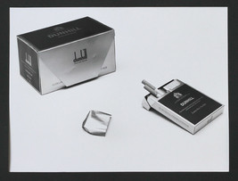 Original Vintage 1980s cigarettes still life, superb photograph - $46.36