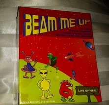 BEAM ME UP CARD GAME  2-4 PLAYERS / AGES 6 AND UP New and Sealed - $9.85