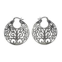 Fashion Boho Gypsy Earrings Set Tribal Ethnic Ear Dangle Silver Jewelry ... - $63.99