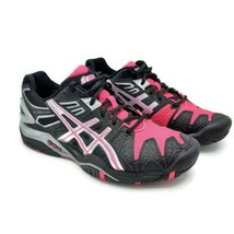 ASICS Gel-Resolution Tennis Shoes Sneakers Women's Size 8.5 E350Y Black ... - $29.68