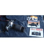 Gently Used Asahi Pentax ME Super 35mm  Reflex Camera with Zoom Lens - VGC - $148.49