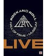 Rock and Roll Hall of Fame + Museum: Live (DVD, 2009, 3-Disc Set) - $19.24