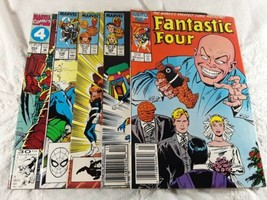 FANTASTIC FOUR Comic Books #300 #309 #317 #336 #359 1987 1988 1990 1991 - $18.00