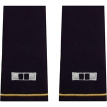 Genuine U.S. Army Officer Epaulet: Warrant Officer 2(WO2) - Large Size (Male) - $16.81