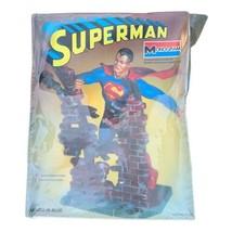 SUPERMAN MONOGRAM 1978 Plastic Model Kit VERY RARE Sealed - $69.29
